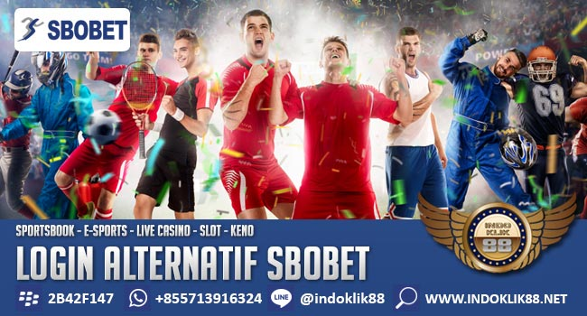 Login-Alternatif-Sbobet