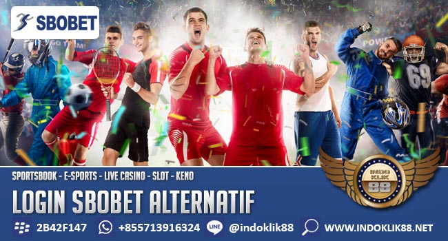 Login-Sbobet-Alternatif
