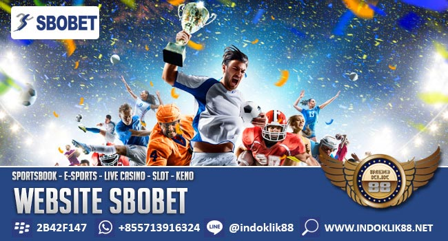 Website-Sbobet
