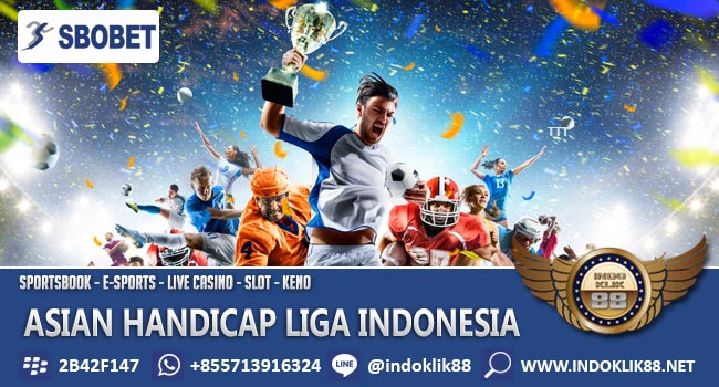 asian-handicap-liga-indonesia